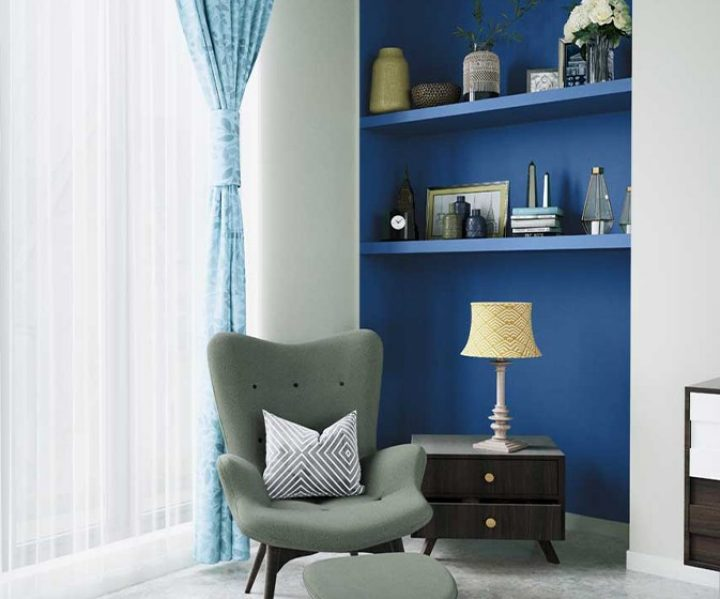 Try Naval Club N House Paint Colour Shades For Walls Asian Paints