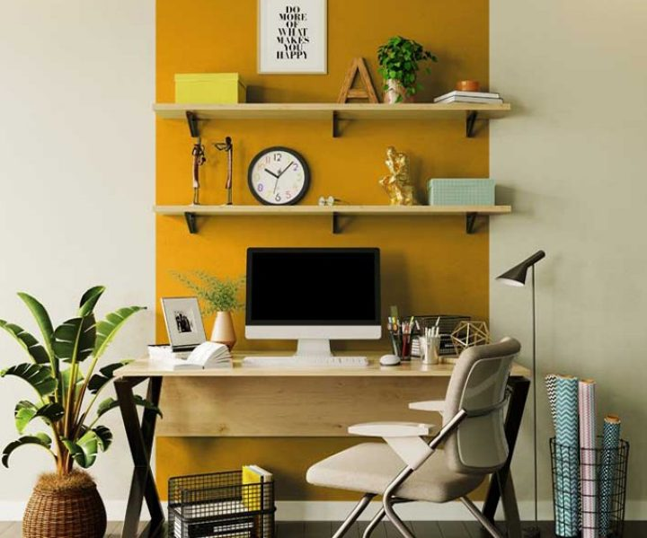 Try Mustard House Paint Colour Shades For Walls Asian Paints