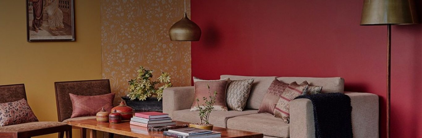 Wall Paint Designs & House Colours for Home Painting ...
