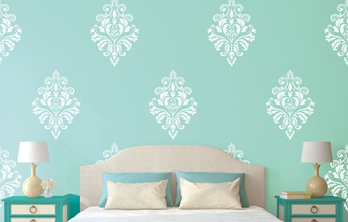 Designer Range Of Wall Painting Stencils For Your Home Asian Paints