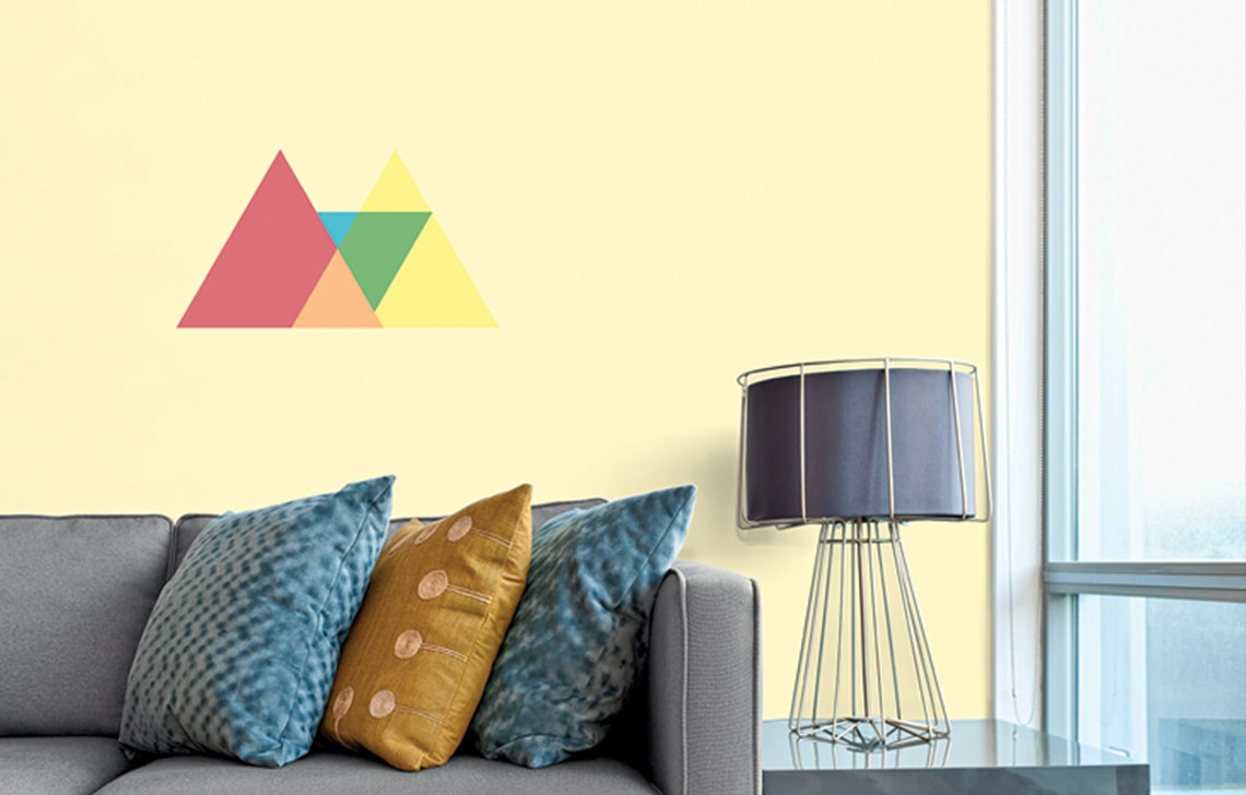 Designer Range of Wall Painting Stencils for Your Home - Asian Paints