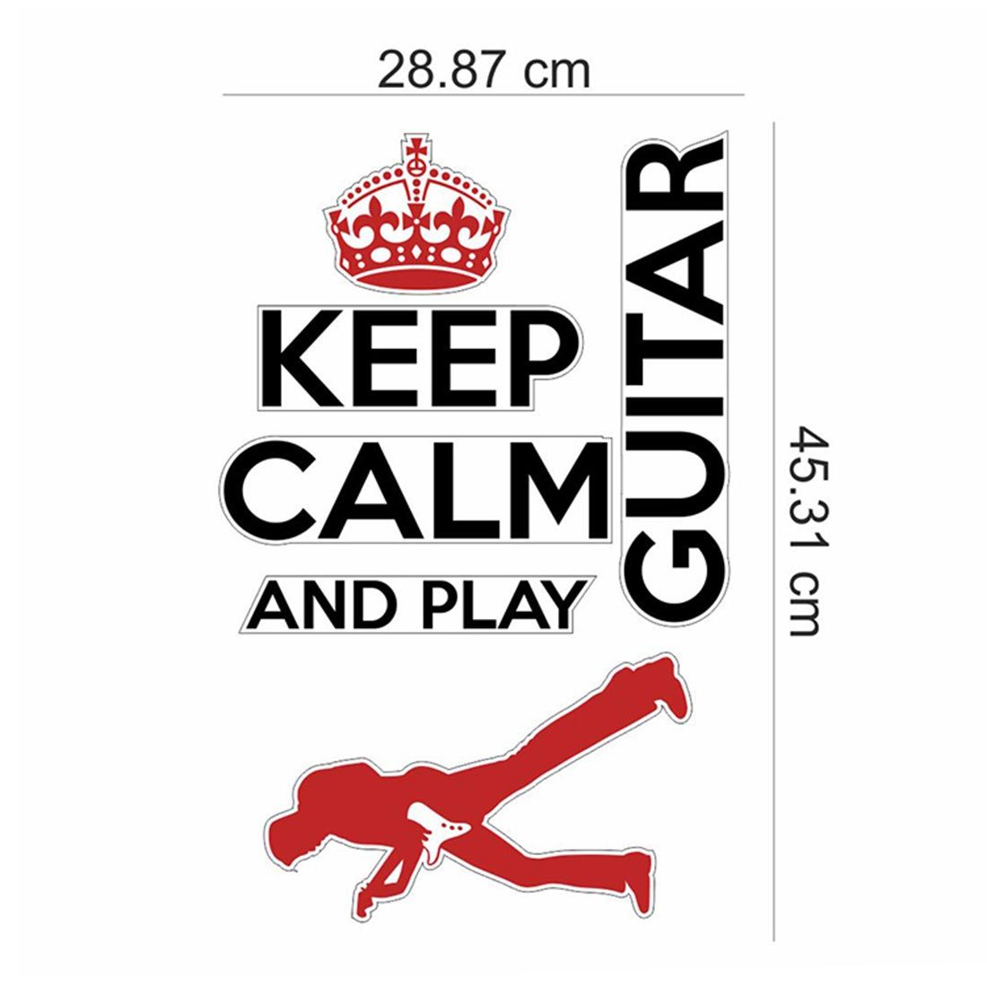 Keep Calm Quotes Play Guitar