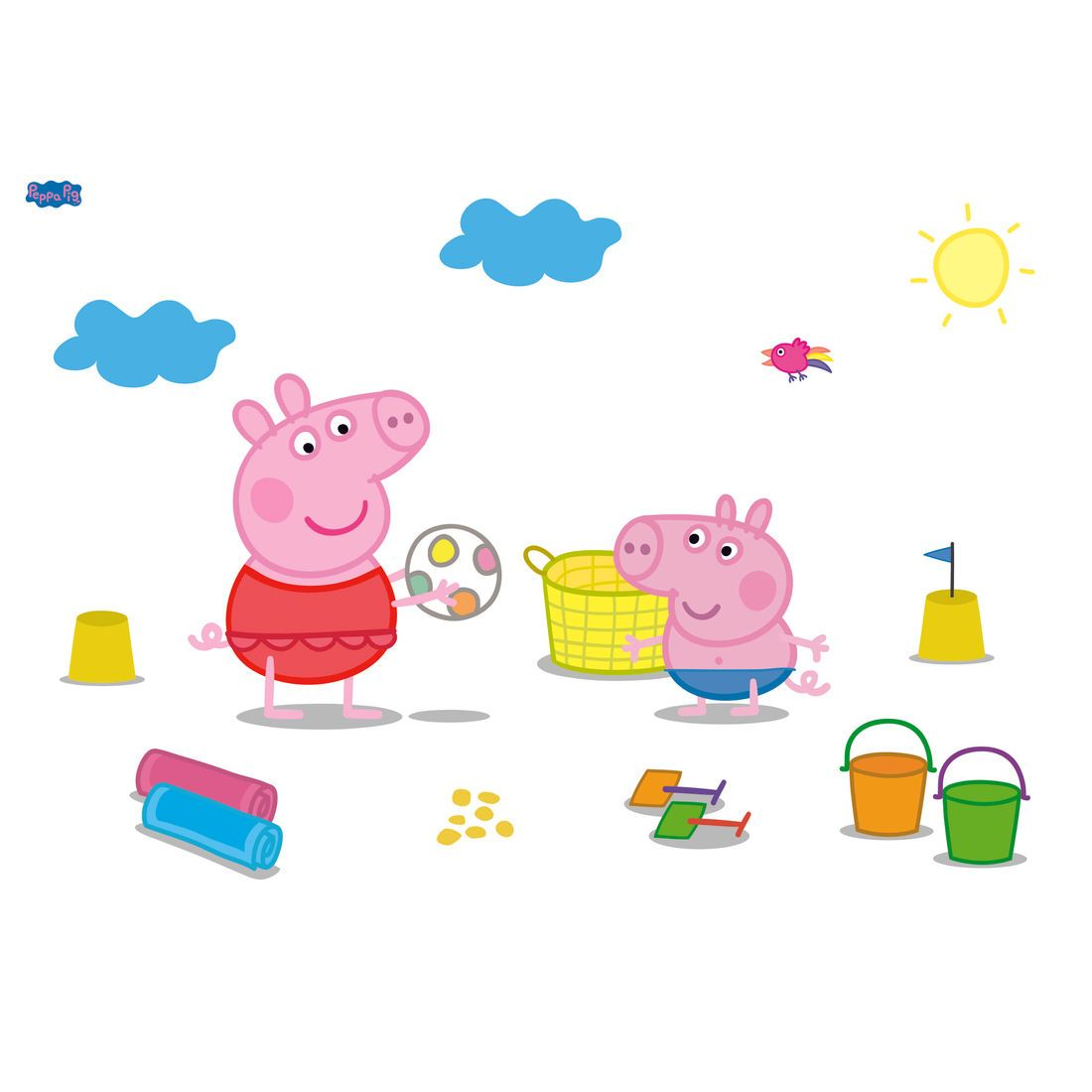 Peppa Pig Beachball