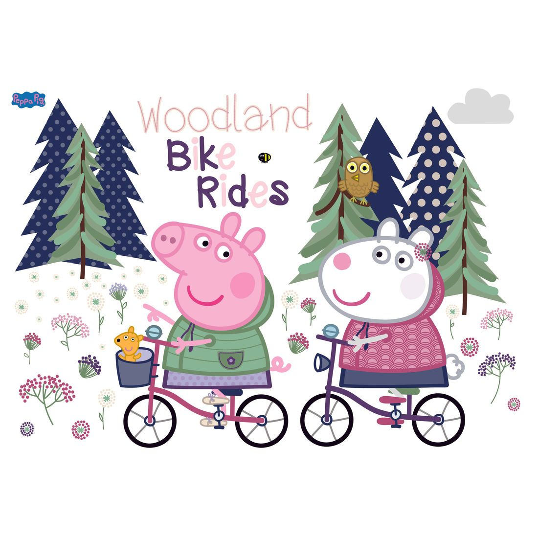 Peppa Pig Bicycle Adventures
