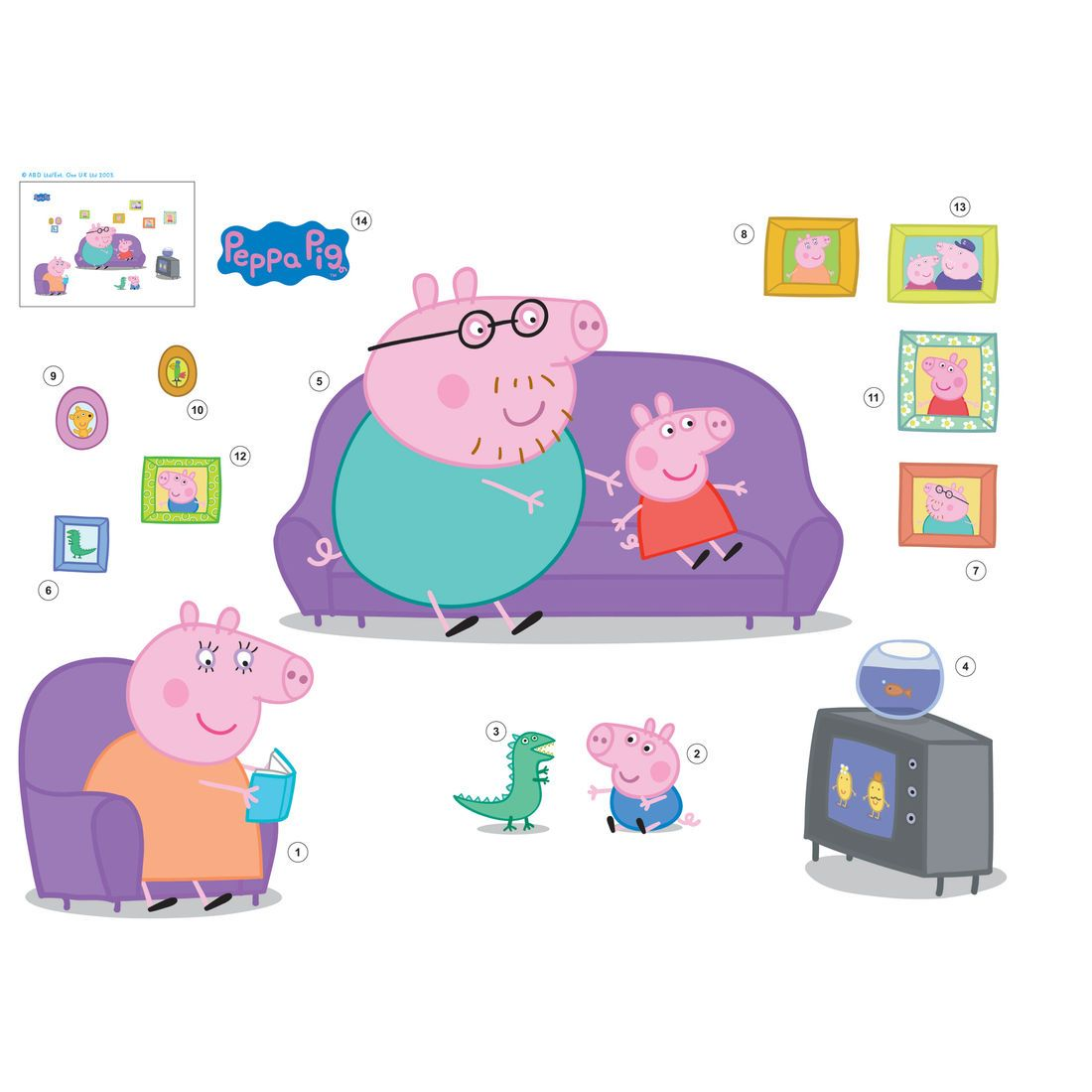 Peppa Pig Tv Time