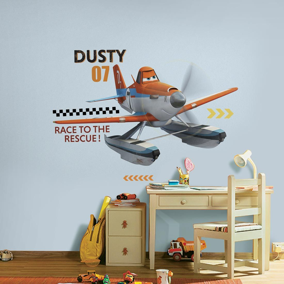Planes Fire & Rescue Dusty Giant